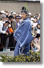 aoi matsuri festival, asia, imperial, japan, kyoto, vertical, warriors, photograph