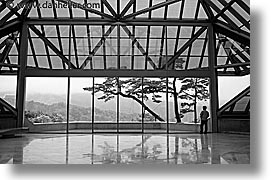asia, foyer, horizontal, japan, kyoto, miho, miho museum, museums, photograph