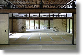 asia, big, horizontal, japan, kyoto, rooms, ryoanji temple, slow exposure, photograph