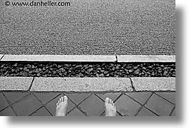 asia, feet, horizontal, japan, kyoto, ryoanji temple, zen, photograph