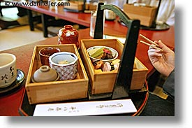 asia, boxes, foods, horizontal, japan, lunch, photograph