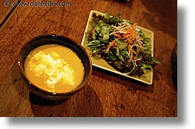 asia, foods, horizontal, japan, salad, soup, photograph