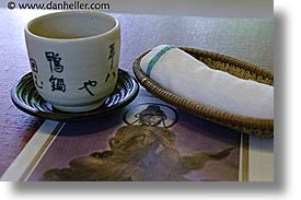 asia, cups, foods, horizontal, japan, tea, photograph