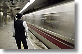 asia, cars, fast, horizontal, japan, slow exposure, subway, photograph