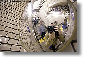 asia, horizontal, japan, mirrors, slow exposure, subway, photograph