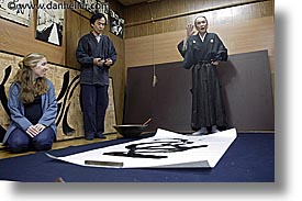 asia, calligraphers, horizontal, japan, people, photograph