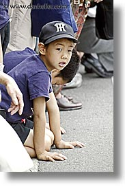 asia, hats, japan, kid, men, people, vertical, photograph