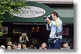 asia, horizontal, japan, men, people, photographers, two, photograph