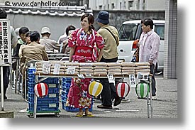 asia, horizontal, japan, lunch, people, selling, womens, photograph