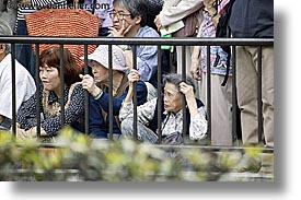 asia, bars, behind, horizontal, japan, people, womens, photograph