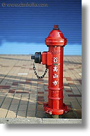 asia, fire, hydrant, japan, little things, takayama, vertical, photograph
