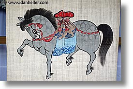 asia, design, horizontal, horses, japan, little things, takayama, photograph