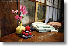 asia, flowers, horizontal, japan, little things, phones, pink, takayama, photograph