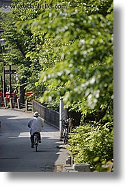 asia, bicycles, japan, people, takayama, vertical, womens, photograph
