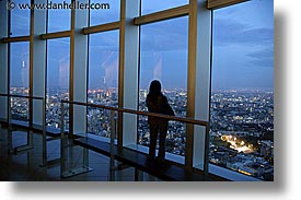 aerials, asia, cityscapes, dusk, horizontal, japan, nite, people, tokyo, photograph