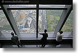 asia, cities, cityscapes, horizontal, japan, tokyo, viewing, photograph