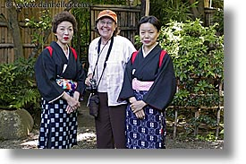 asia, dorothy, horizontal, japan, japanese, ladies, tour group, photograph