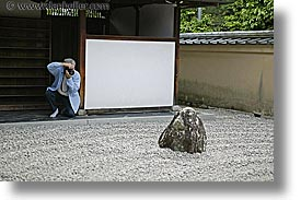 asia, david, gardens, horizontal, japan, tour group, photograph