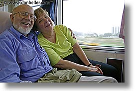 asia, charlotte, fred, horizontal, japan, tour group, trains, photograph