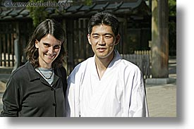 asia, groups, guides, horizontal, japan, tour group, photograph