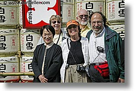 asia, drums, groups, horizontal, japan, sake, tour group, photograph