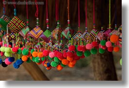 asia, balls, dingo, hmong, horizontal, laos, trinkets, villages, photograph