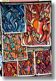 arts, asia, cubist, moscow, paintings, russia, vertical, photograph