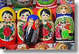 arts, asia, dolls, horizontal, medvedev, moscow, nesting, putin, russia, photograph