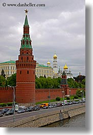 asia, buildings, kremlin, moscow, russia, towers, vertical, vodovzvodnaya, photograph