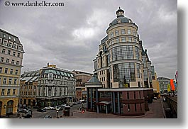 asia, buildings, horizontal, hotels, modern, moscow, russia, photograph