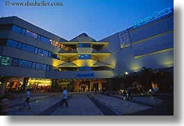 asia, bangkok, cities, entrance, horizontal, mall, river city shopping mall, rivers, thailand, photograph