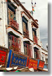 asia, asian, language, lhasa, tibet, upview, vertical, windows, photograph