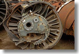 asia, engines, hanoi, horizontal, military history museum, parts, vietnam, photograph