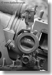 asia, black and white, hanoi, mechanics, military history museum, tanks, vertical, vietnam, photograph