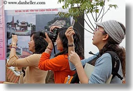 asia, cameras, hanoi, horizontal, people, vietnam, womens, photograph
