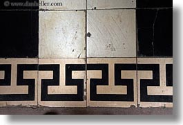 asia, floors, hanoi, horizontal, prison, tiles, vietnam, photograph
