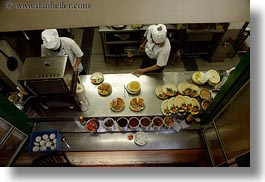 asia, busy, hanoi, horizontal, kitchen, restaurants, vietnam, photograph