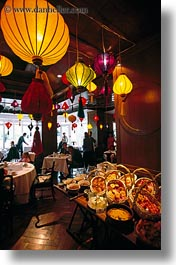 asia, hanoi, restaurants, vertical, vietnam, photograph