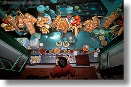 asia, cooks, hanoi, horizontal, restaurants, vietnam, photograph