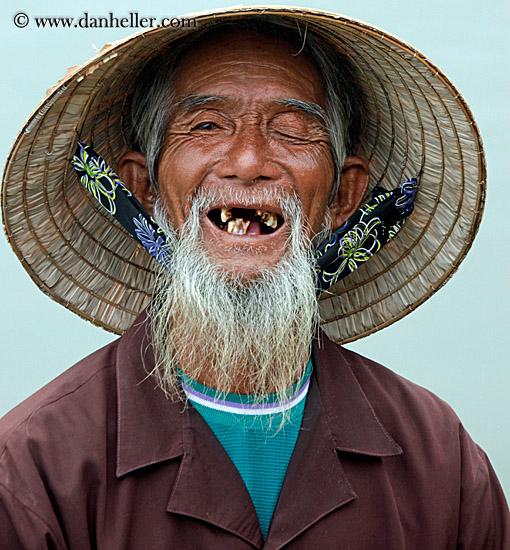 Asian Older Man 7