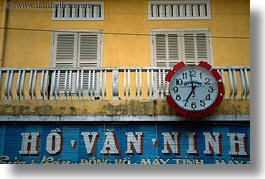 asia, clocks, hoi an, horizontal, signs, vietnam, photograph