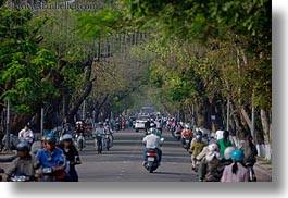 asia, bikes, crowds, horizontal, hue, motorcycles, vietnam, photograph