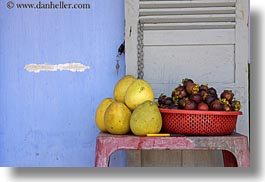 arts, asia, fruits, horizontal, hue, khai dinh, red, tables, vietnam, photograph