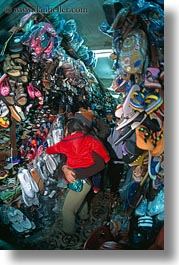 asia, everywhere, hue, market, shoes, vertical, vietnam, photograph