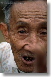 asia, asian, hue, men, old, people, senior citizen, vertical, vietnam, photograph