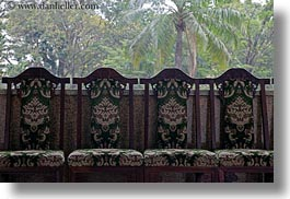 asia, chairs, horizontal, palace, saigon, vietnam, photograph