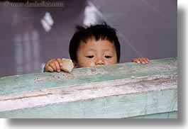 asia, asian, babies, horizontal, over, people, vietnam, villages, walls, photograph