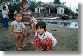 asia, asian, boys, emotions, horizontal, people, smiles, vietnam, villages, photograph