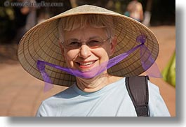 asia, fred susan, horizontal, smiling, susan, vietnam, wt people, photograph