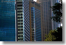 abstracts, australia, buildings, horizontal, modern, skyscrapers, structures, style, sydney, photograph